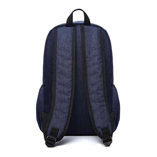 F@Männer und Frauen große Leinwand Reisetasche im Freien, Art und Weise Schulterbeutel, Laptoprucksack Student Pink