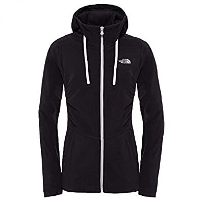 The North Face Mezzaluna Full Zip Hoodie Jacket Women - Fleecekapuzenjacke von The North Face - Outdoor Shop
