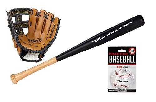 Baseball-Set für Rechtshänder