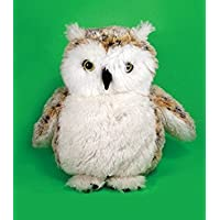 A Soft & Cuddly Plush Soft Toy Fluffy Owl by Ark Toys. 29cm.