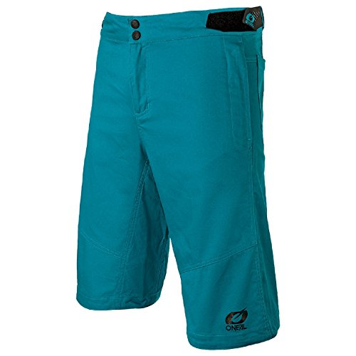 O'Neal All Mountain Cargo Shorts MTB Hose Kurz Fahrrad Mountain Bike Sport DH Downhill, 0175, Farbe Blau, Größe 36 (Off-road-mountain-bike)