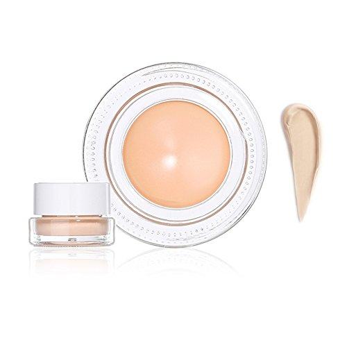 Cocohot Camouflage Creme Makeup Fixing Gesicht Concealer Samt matte Gesicht Kontur Creme Make-up-Basis, Ideal für Fehler, Narben, Flecken, die sich verstecken