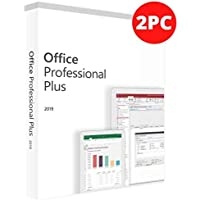 Office 2019 Professional Plus License Key 2 PC (Email Delivery) No Media