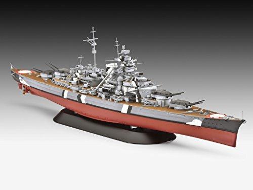 Imagen 6 de Revell 05098 Bismarck - Acorazado a escala [Importado de Alemania]