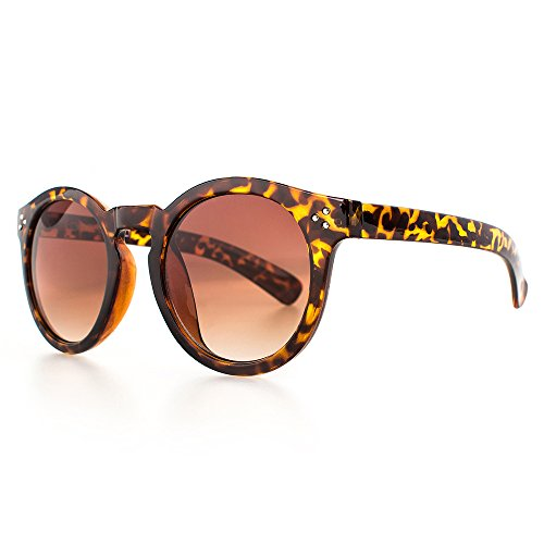 Distressed VTG Geek Retro Sonnenbrille 70er Jahre Sonnenbrille Kult tortoise gefleckt