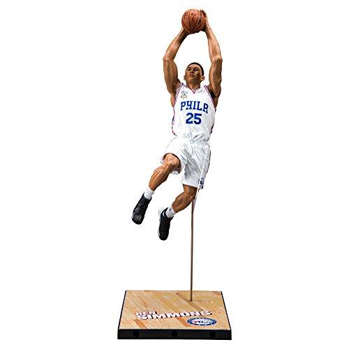 Image of McFARLANE NBA SERIES 30 BEN SIMMONS PHILADELPHIA 76ERS ACTION FIGURE
