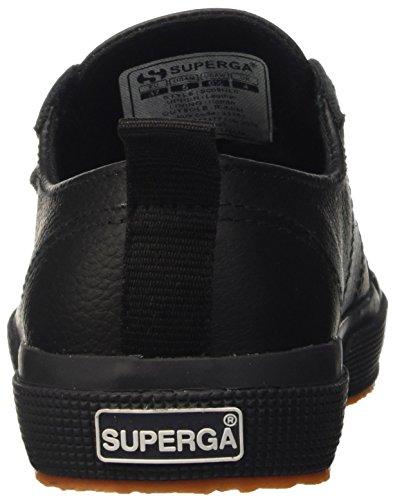 Superga Unisex-Erwachsene 2750-Fglu Pumps Nero (Full Black)
