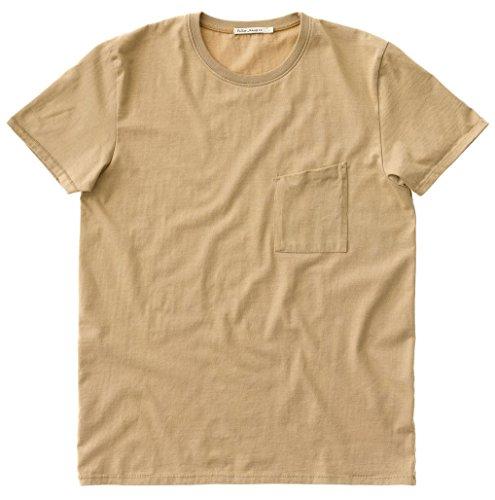 nudie-jeans-herren-t-shirts-anders-tilted-pocket-131500-beige-l