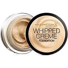 3 x Max Factor Whipped Creme Foundation 18ml Sealed - 47 Blushing Beige