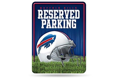 Collector Bill (Unbekannt NFL Abonnements Metall Parken Schild, Buffalo Bills)