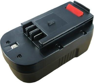 Batteria per nero DECKER GCO18SFB, GCO18SFB, GCO18SFB, 18.0V, 3000mAh, Ni-MH | Alta qualità ed economico  | Vogue  | Cliente Al Primo  6b4459