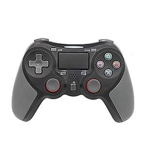 LSXX PS4 Host-Spiele Fernbedienung wechseln Wireless-Controller Shock Bluetooth-Game-Controller eingebaute Batterie