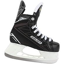 Bauer Supreme 140–Patines de hockey sobre hielo, Niños, negro