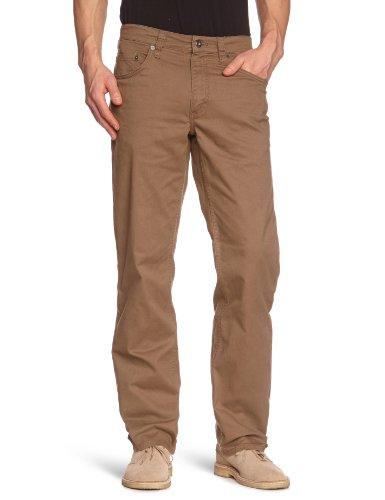 MUSTANG Jeans Herren Jeans Normaler Bund 3169-6338-Big Sur, Gr. 30/30, Braun (milk brown 323)
