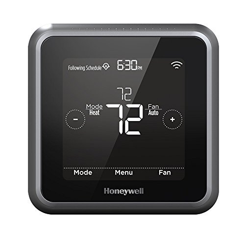 Lyric T5 Wi-Fi Thermostat, Compatible with Alexa by Honeywell