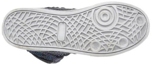 Nat-2 Cube 3 dots met Unisex-Erwachsene Sneaker Schwarz (dots met.)