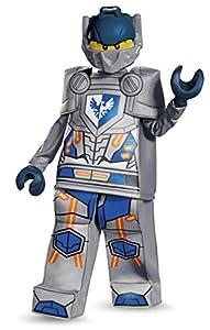 Nexo Knights Disfraz Prestige Clay de Lego