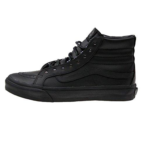VANS zapatillas de deporte unisex de alta 18IJV1 SK8-HI SLIM (remaches)  36.5 Nero ca0342e24c6