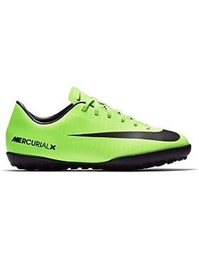 NIKE Jr Mercurialx Victory Vi TF, Zapatillas de fútbol Sala Unisex niños