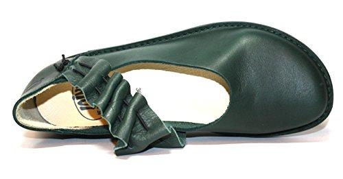 Loints of Holland 68478 Damen Slipper & Mokassins (ohne Karton) Grün (grün 196-194)