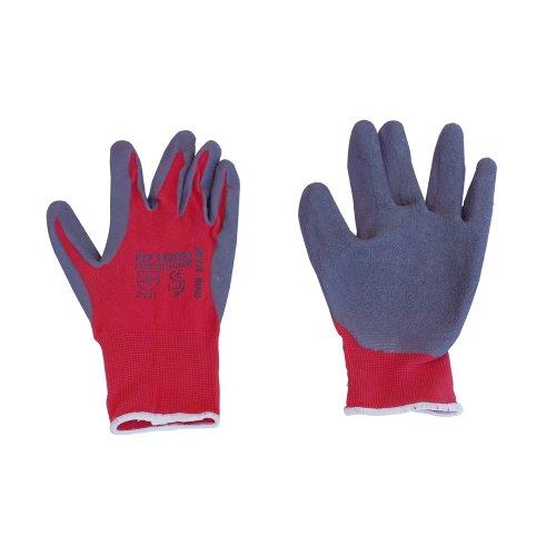 Ironwear Arbeitshandschuhe Safe-Größe 8 Latex beschichtet 200020 (Arbeitshandschuhe Latex Beschichtet)