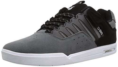 <span class='b_prefix'></span> DVS Shoes Men's Drop Skate Shoe, Grey