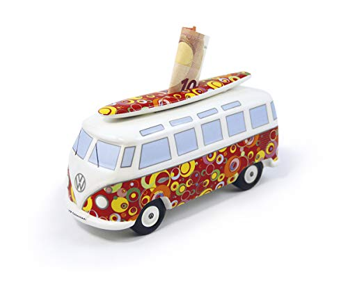 VW Collection by BRISA VW Bus Samba Spardose / Design: Bubble