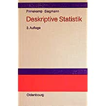 Deskriptive Statistik: Mit einer Einführung in das Programm SPSS