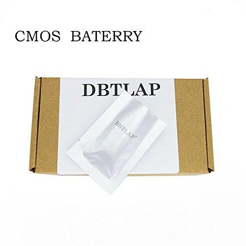DBTLAP CMOS RTC Battery Compatible for Dell Latitude E6520 CMOS RTC Battery