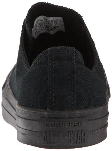 Converse Ctas Core Ox, Baskets mode mixte adulte Noir (Noir Mono)