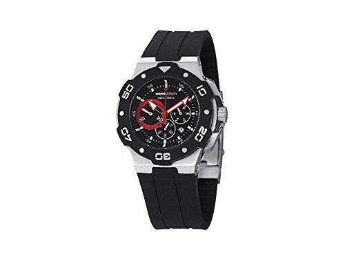 Momo Design Tempest Quartz Uhr, Edelstahl 316L, Chronograph, 46mm, 10 ATM
