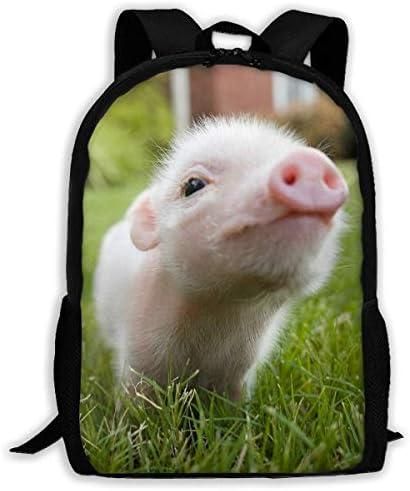 Little Piggy Travel Travel Travel ypack Shoulder Bags For Adult | Ampie Varietà  | Il Nuovo Arrivo  | Varietà Grande  041cfd