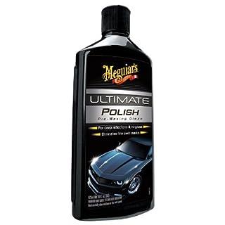 Auto Car parts Online Meguiar's G19216Ultimate Polish Car Polishing, 470ml