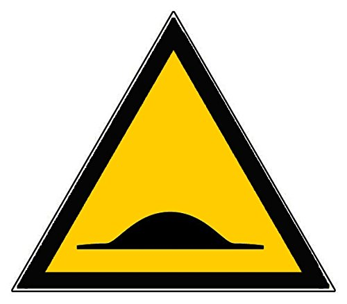 novap-panneau-attention-ralentisseur-triangle-300-mm-rigide