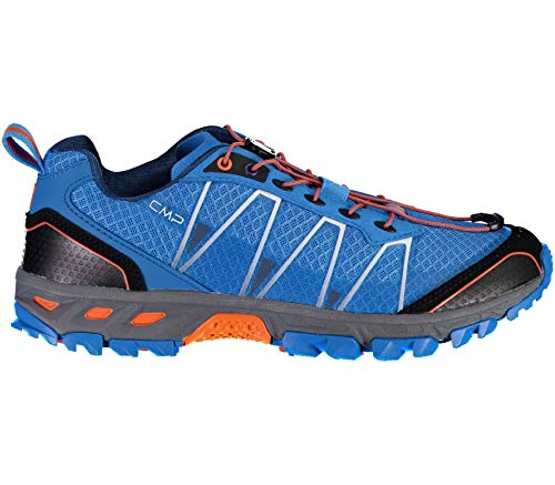 CMP Herren Trail Running Schuhe Atlak Trail 3Q95267 Indigo-Orange 44 -