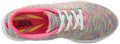 A Esecuzione Skechers Femme Multicolore Chaussures Piedi Vanno Serenità 4 A De tqfqO4