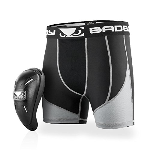 Bad Boy Compression Shorts