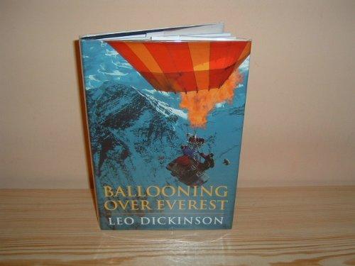 Ballooning Over Everest por Leo Dickinson