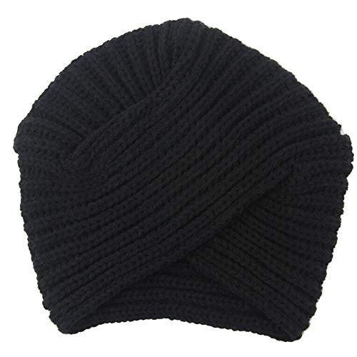 Oliviavan Frauen Damen Warme Winter Gestrickte Häkeln Mütze Hut Kappe Hüte Hut Mützen Sturmhauben Strickmützen Baseball Caps Winter