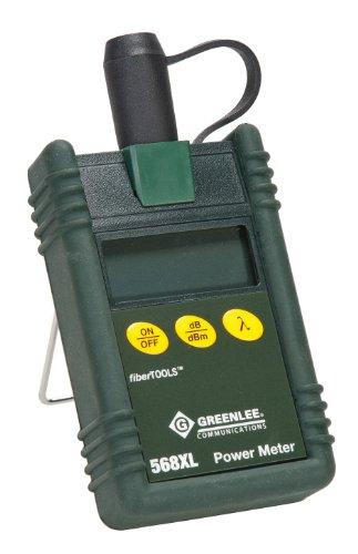 Greenlee 568X L Hohe Intensität Optische Power Meter Greenlee Spannungsprüfer