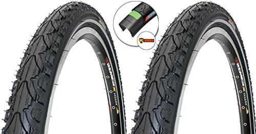 2 x Kenda Reifen Fahrradreifen Pannensicher 28 Zoll 42-622 40C