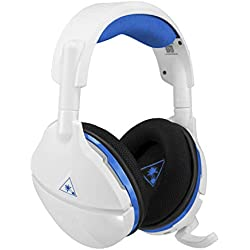 Turtle Beach Stealth 600 blanc Casque Gaming sans fil - [Play Station 4]