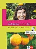 Con gusto nuevo A1: Kurs- und Übungsbuch mit MP3-CD und DVD -