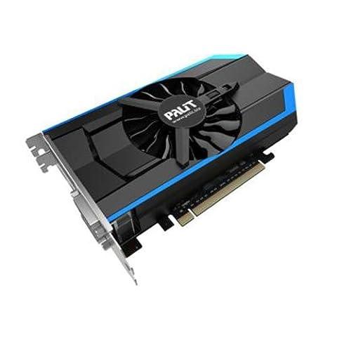 Palit NE5X66001049F GeForce GTX 660 Grafikkarte (PCI-e, 2GB GDDR5, Dual DVI, HDMI, DP, 2x GPU)