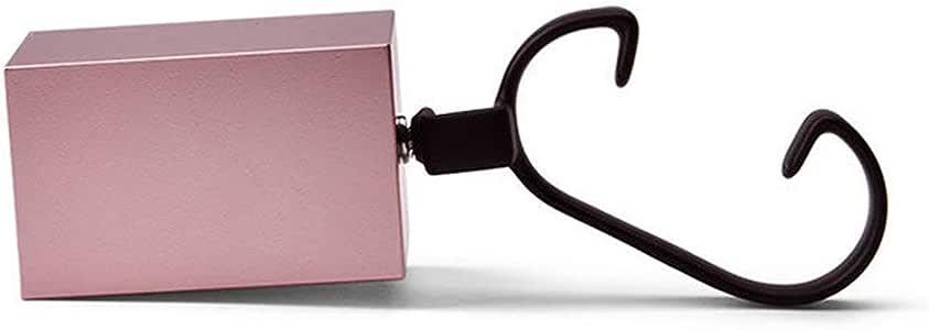 GLX Montre Présentoir De Stand Cube Montre Stand Montre en Métal Affichage Props Montre en Or Rose Support Adapté pour L'affichage,Rose,M