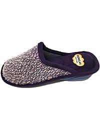Para Zapatillas Amazon Goma Cuña Estar De es Casa Por Zapatos SSqxaRznW