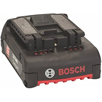 Bosch Professional 2607336170 Akku 18V Li-Ion 1,3Ah Einschubakku