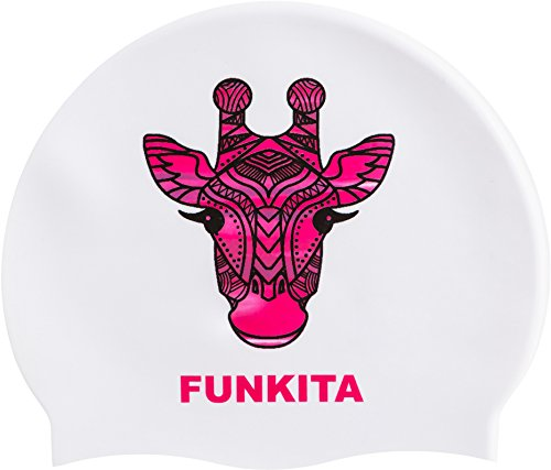 Funkita Silicone Swimming Cap Scorching Hot 2017 Badekappe
