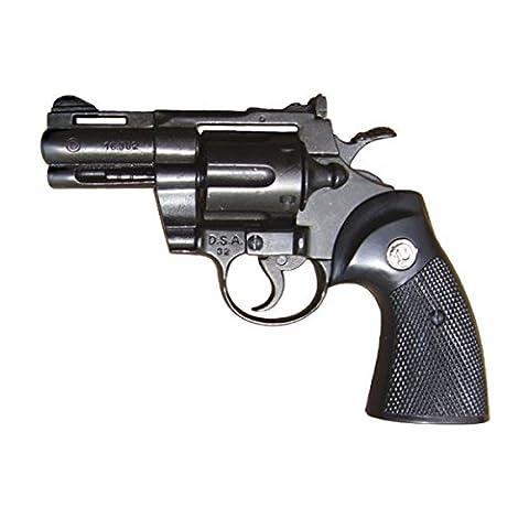 Denix Pistolet 0.357 Magnum 2,5–corps anti-Pistolet Réplique de tir de pistolet