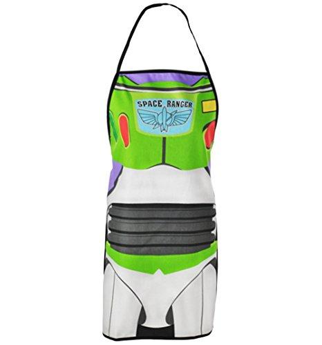 Disney Toy Story Buzz Lightyear Anzug Schrze im Kartonrohr (Buzz Lightyear Anzug)